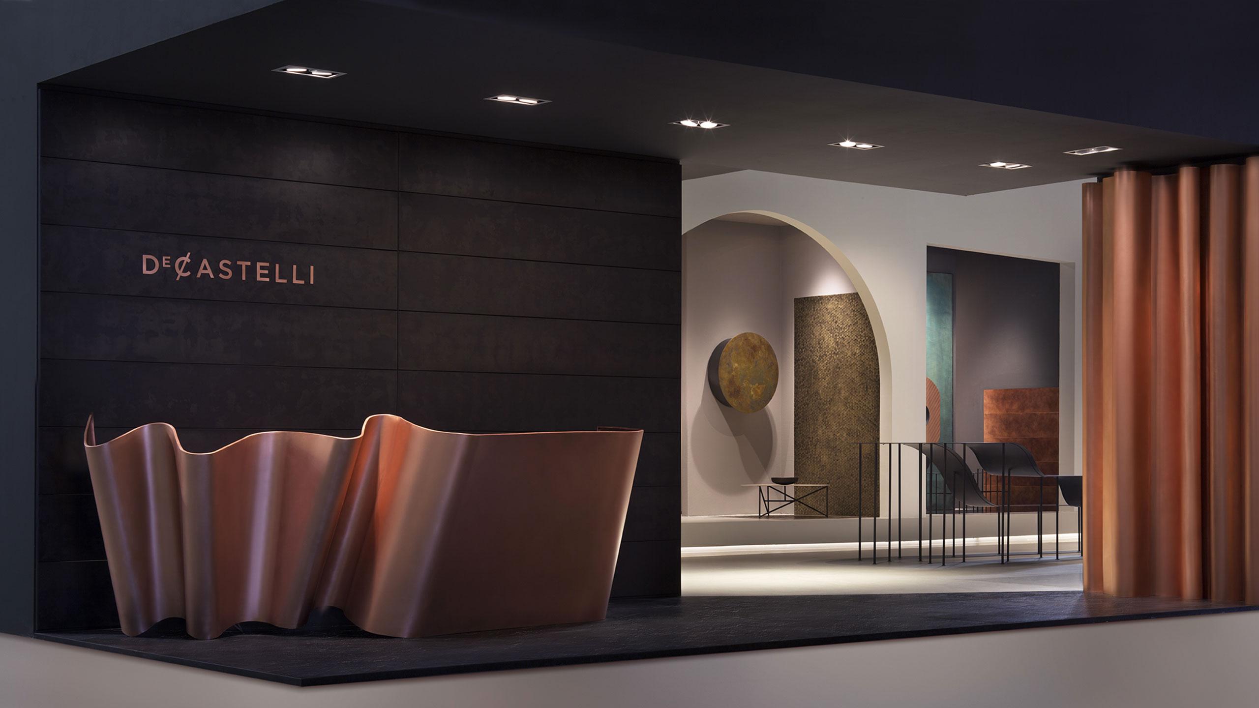 De Castelli - Salone del Mobile 2019