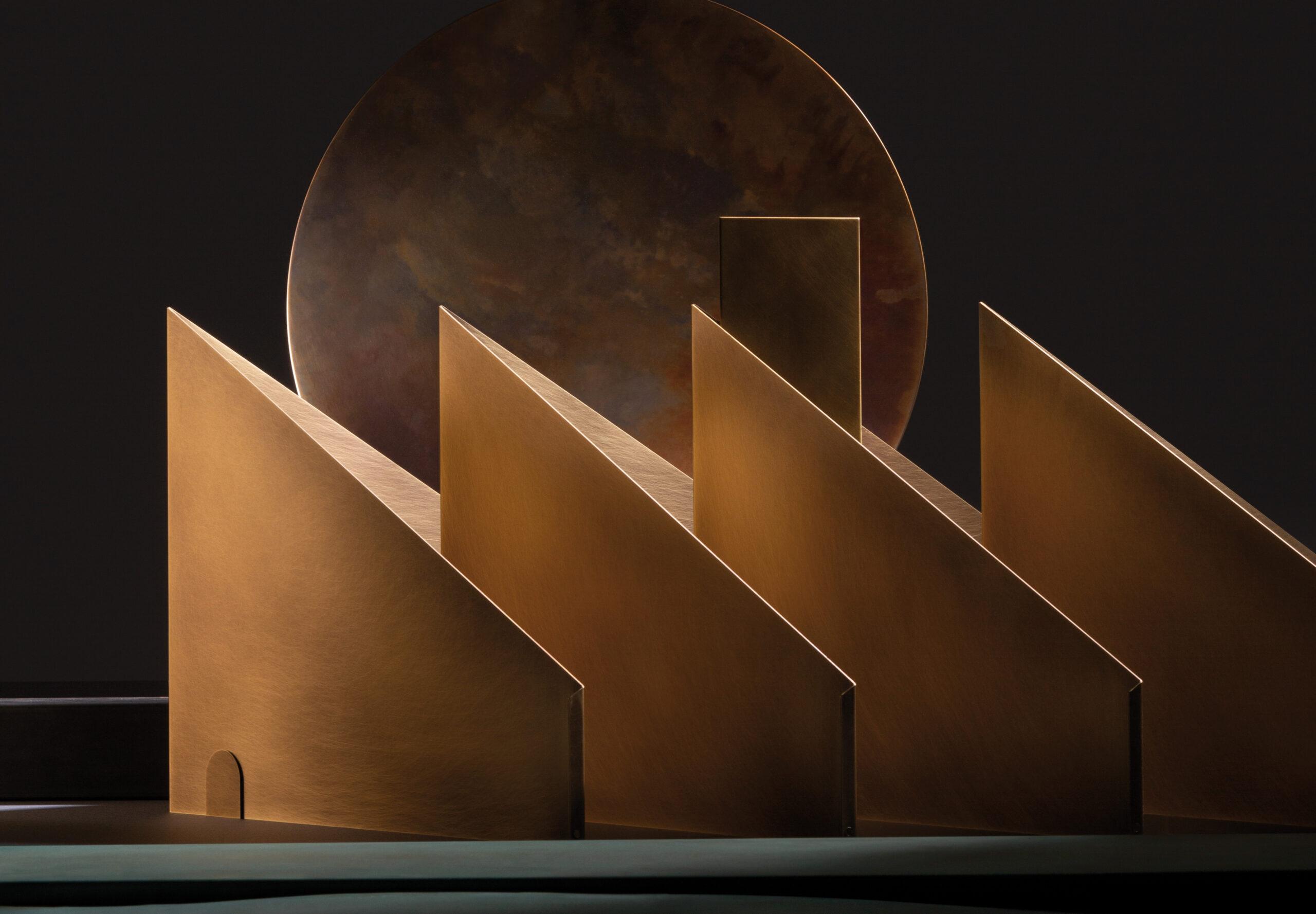 De Castelli - Il metallo interpreta l'architettura