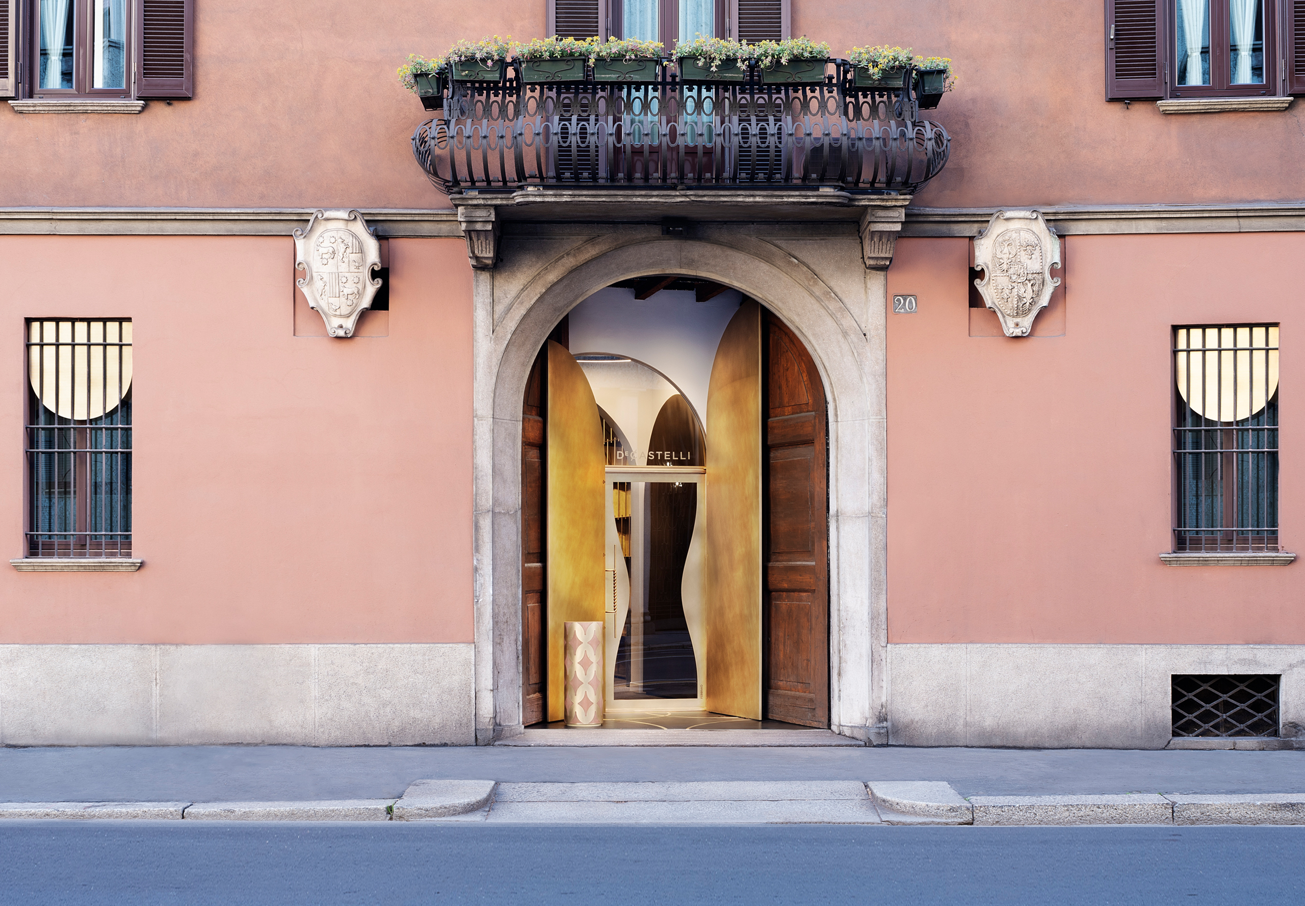 De Castelli - MILANO SHOWROOM
