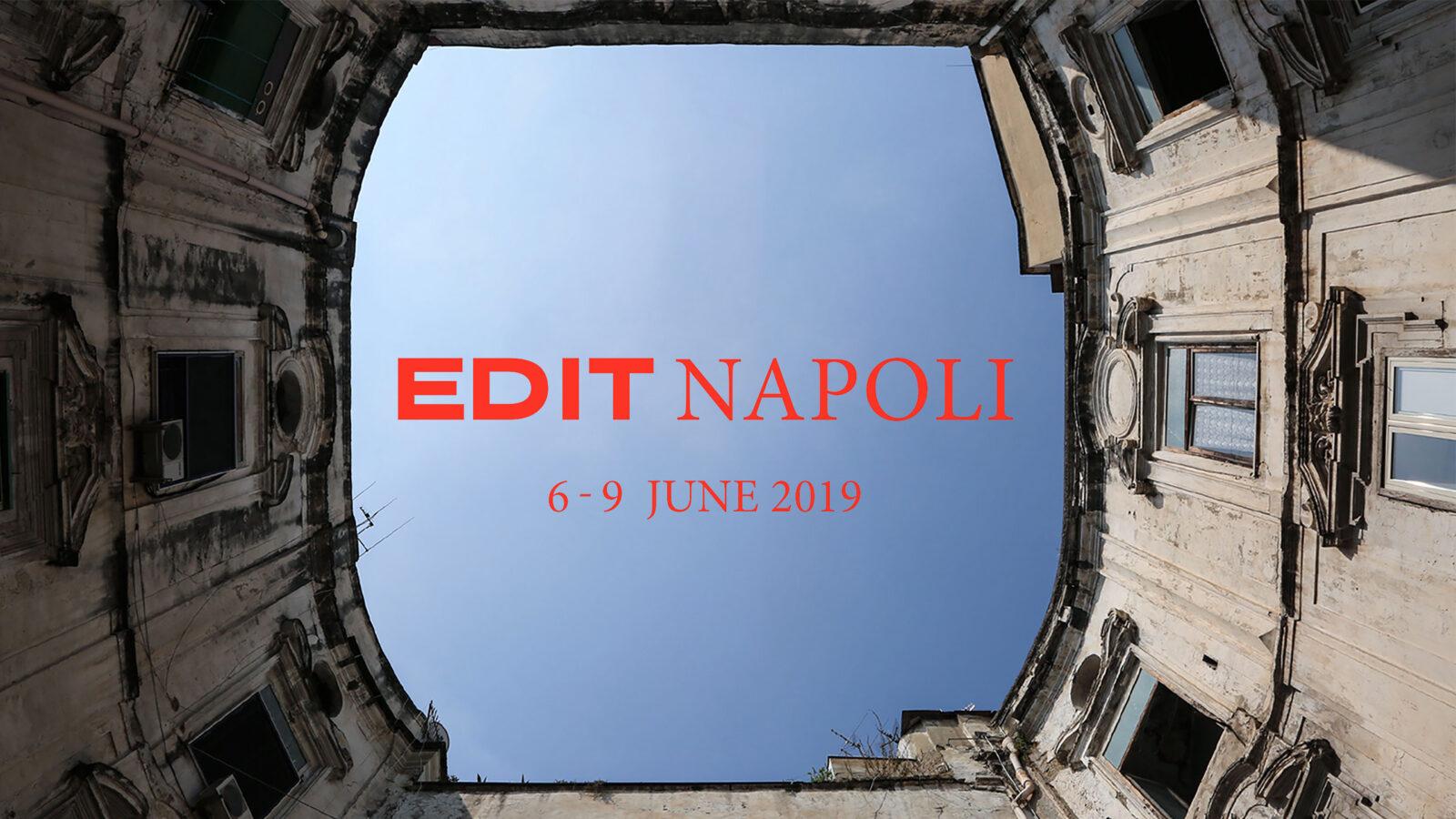 DE CASTELLI がEDIT NAPOLI に出展