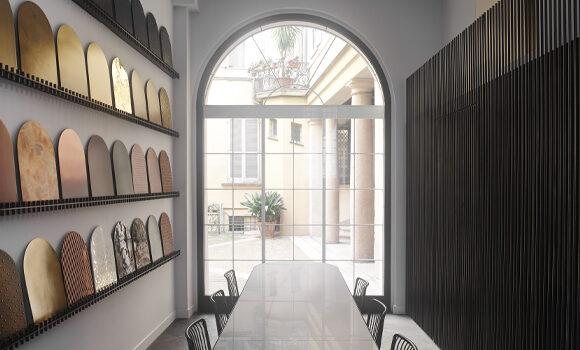 De Castelli apre il nuovo showroom a Milano