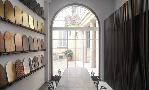 New De Castelli showroom opening in Milan