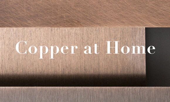 """New """"Copper At Home"""" capsule collection"""