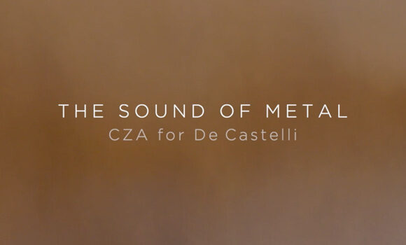 """""""The Sound of Metal"""""""
